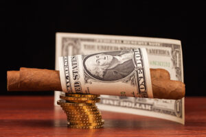 Changes in the NC cigar tax have a champion in a state senator who owns cigar shops